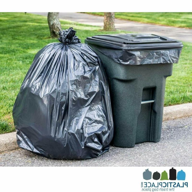 96 WHEELED TRASH CAN Outdoor Waste Bin Count