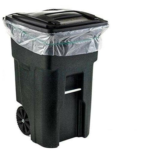 CAN Garbage Container Outdoor Wheel