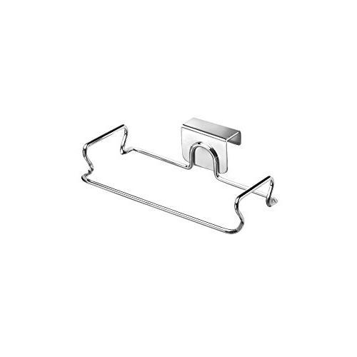 InterDesign Plastic Holder – Storage Organizer Kitchen, Chrome