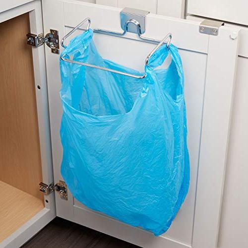 InterDesign Classico Over Cabinet Plastic Holder – Storage Chrome