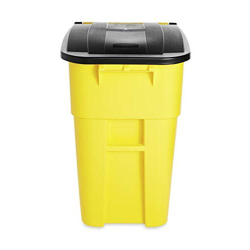 Rubbermaid Commercial Rollout Yellow