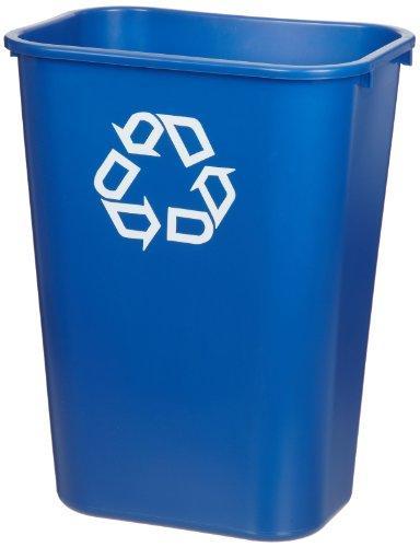Rubbermaid Deskside Recycle Rectangular,