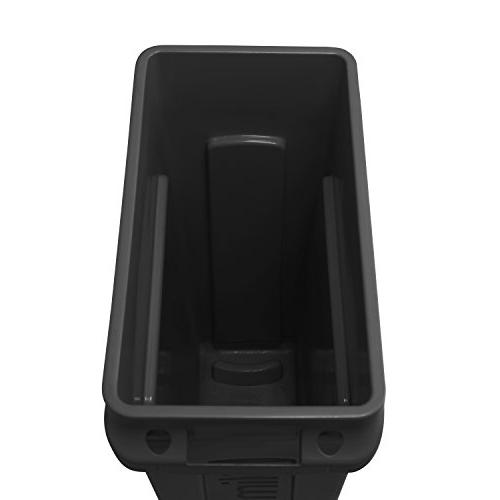 Rubbermaid Commercial Receptacle