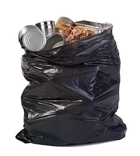Toughbag 95 Gal bags, 2 61x68, 25 Garbage Per Case
