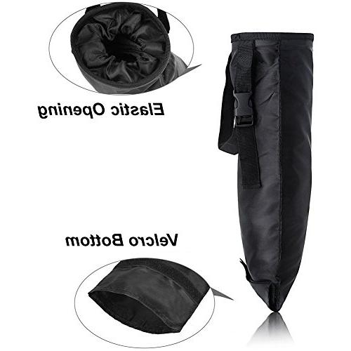 Vmotor Bags, Car Washable Leakproof Truck Hanging - Black,