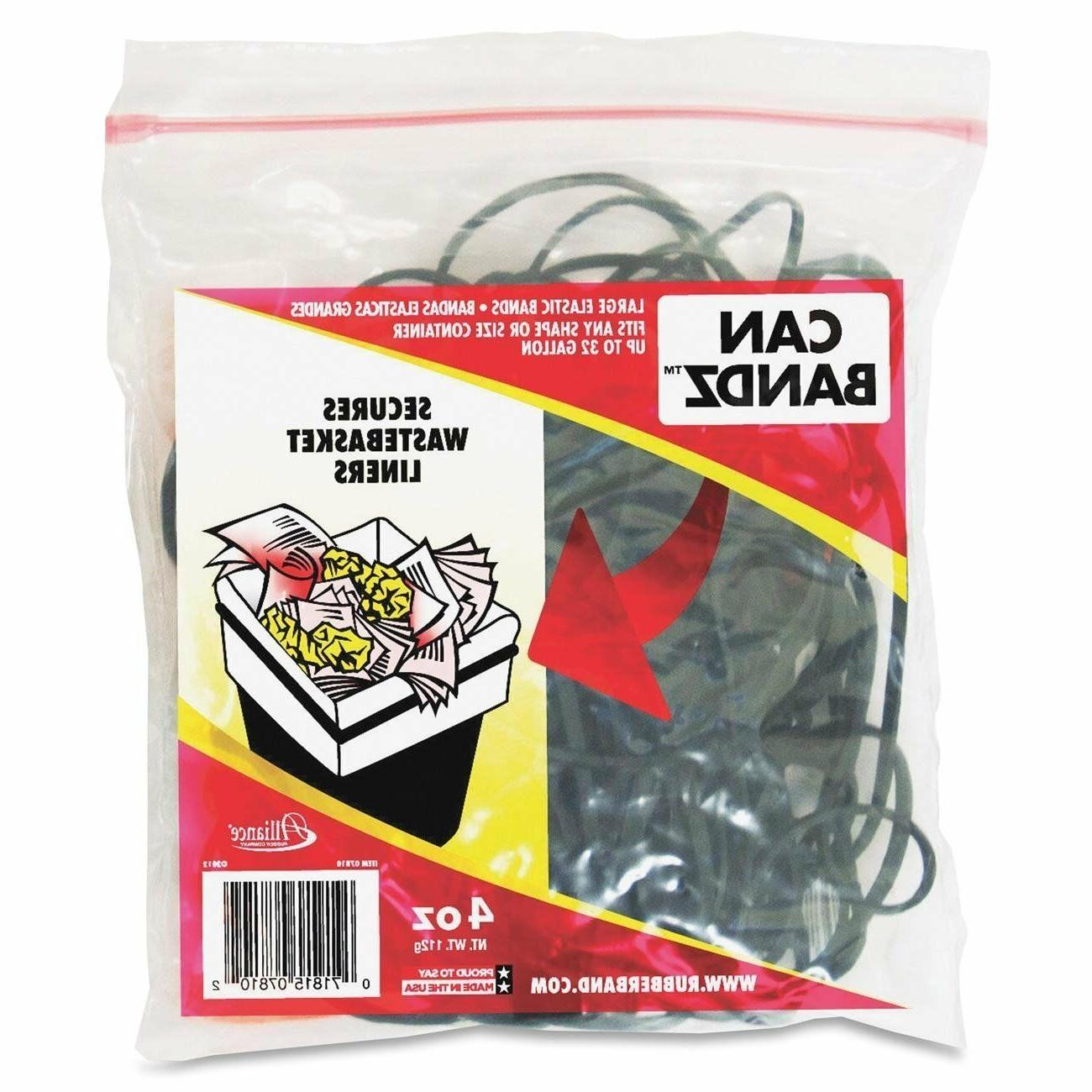 alliance rubber can bands 7 inchx 12