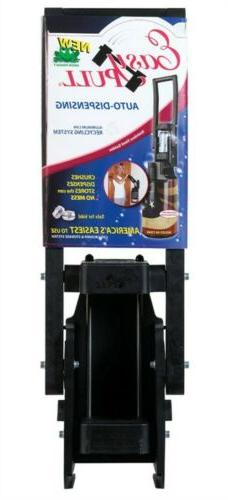 """Easy Pull Aluminum Can Recycling System 19-5/8"""" H X 5-3/4"""" W"""