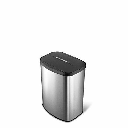Automatic Garbage Sensor Trashcan Touchless