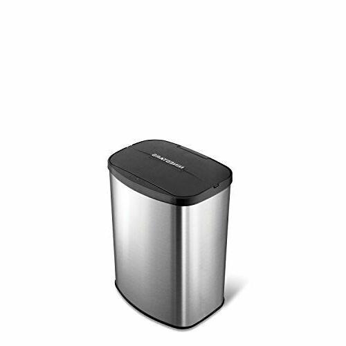 Automatic Sensor Steel Touchless Basura