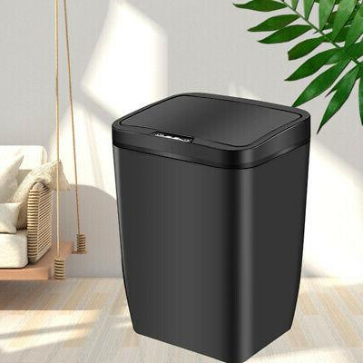 automatic induction sensor dustbin kitchen waste bin