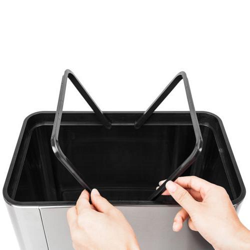 Automatic Touch-free 13 Kitchen Bin Garbage