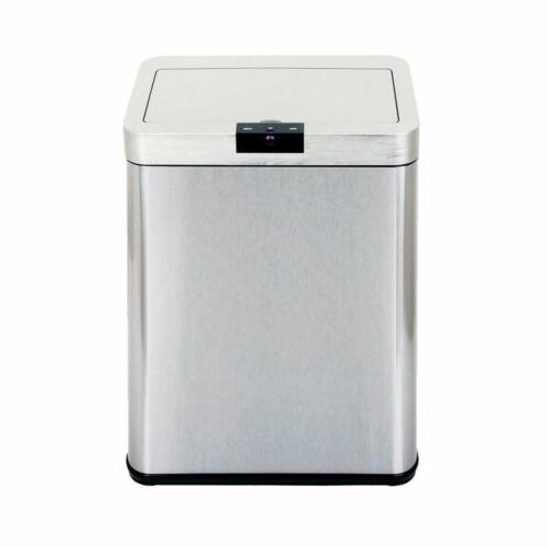 Automatic Stainless Steel Garbage Motion Sensor