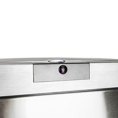 Automatic Stainless Steel Garbage Motion