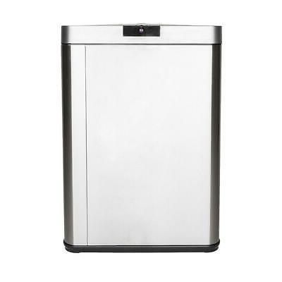 automatic touch free trash can 13 gallon