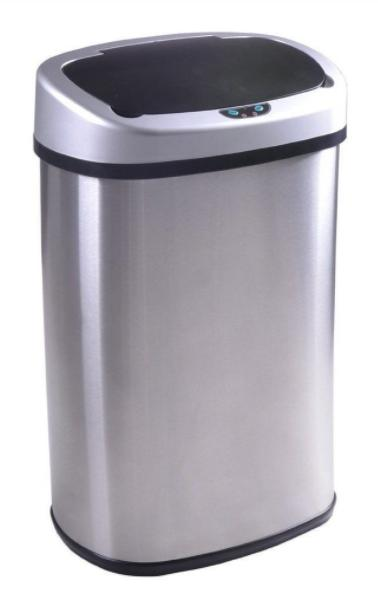 Automatic Trash Can Motion Lid Auto Open Smart