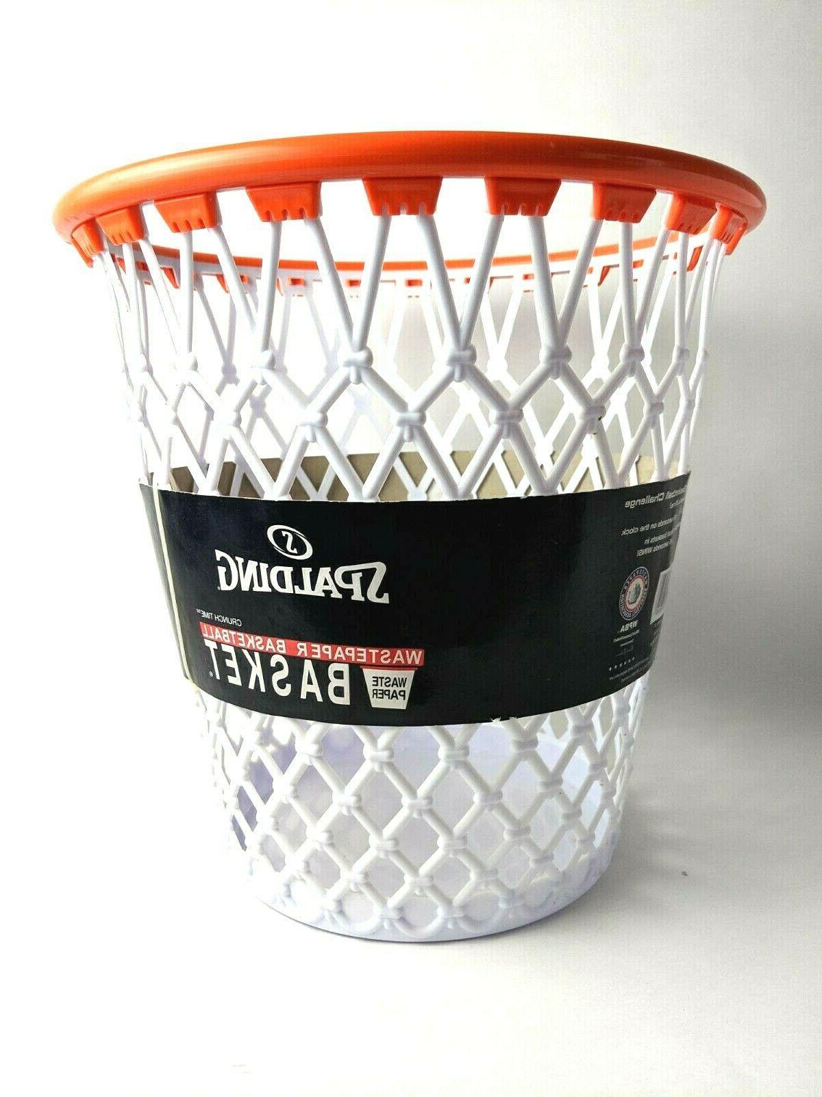basketball hoop garbage can waste paper basket