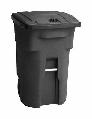 bear tough 64 gal polyethylene wheeled garbage