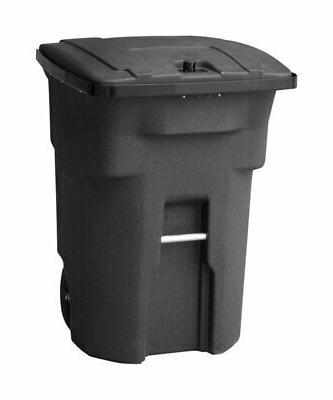 bear tough 96 gal polyethylene wheeled garbage