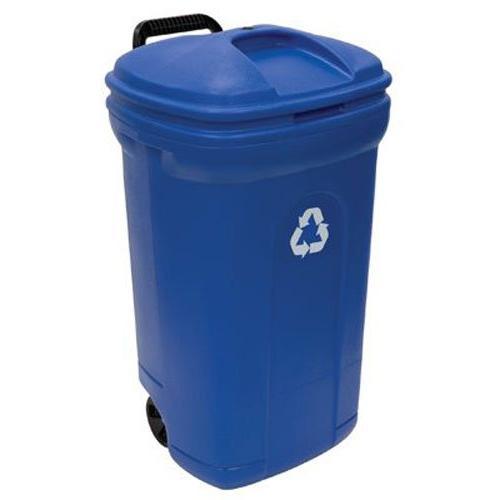 blu recycling can