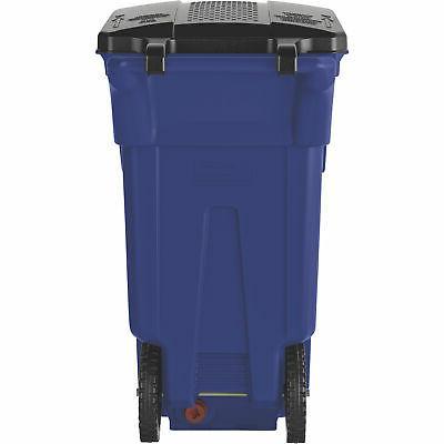 bmtcw32bl wheeled trash can