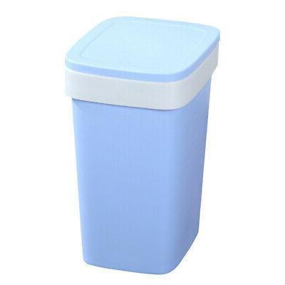 Brief Pressing Trash Garbage with Lid