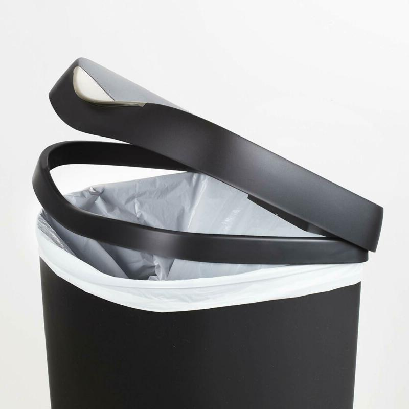 Umbra Brim 13 Trash Garbage Can with Fo