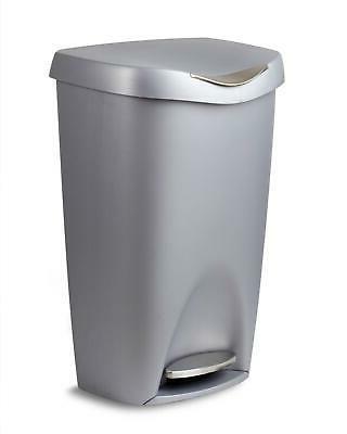 brim 13 gl trash lid large garbage