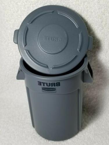 Rubbermaid BRUTE Miniature Trash Can Lid New