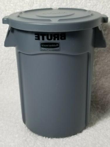 Rubbermaid BRUTE Miniature Trash Can Lid 4.5 New