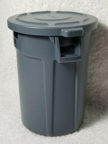 Rubbermaid BRUTE Miniature Bin Can Lid 4.5 Inches New