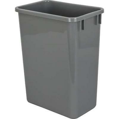 can 35gry plastic waste container