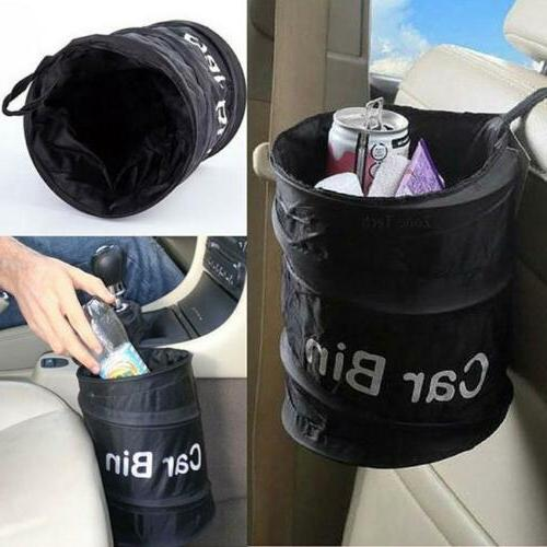 Collapsible Portable Garbage Bin Up Indoor H