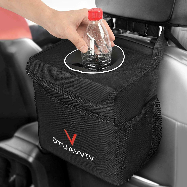 car trash bag can premium leakproof litter