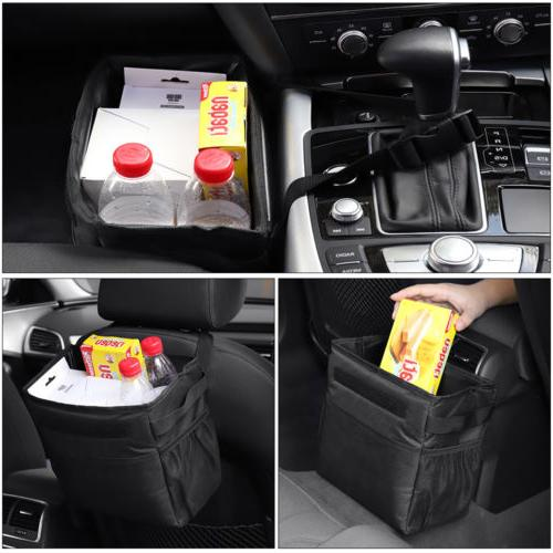 Car Trash Garbage Bag Pop-up Can