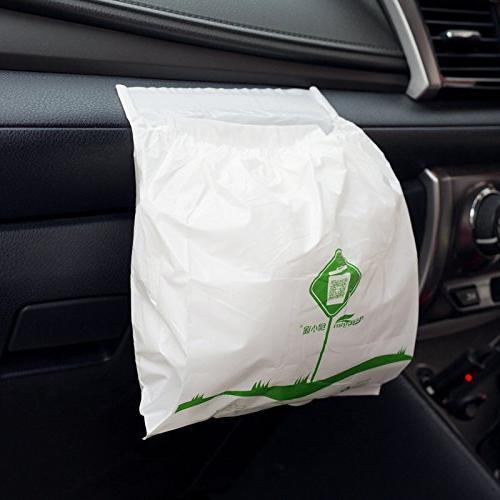 car trash bag disposable garbage