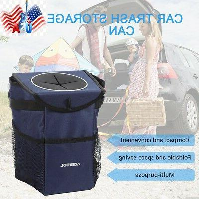 car trash can garbage waterproof bag vehicle