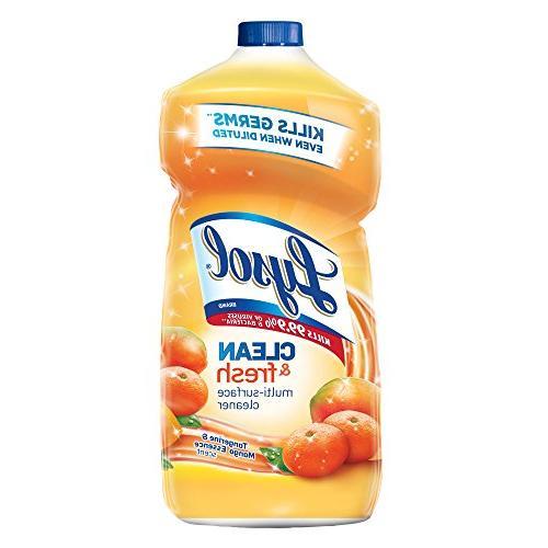 clean fresh multi mango essence