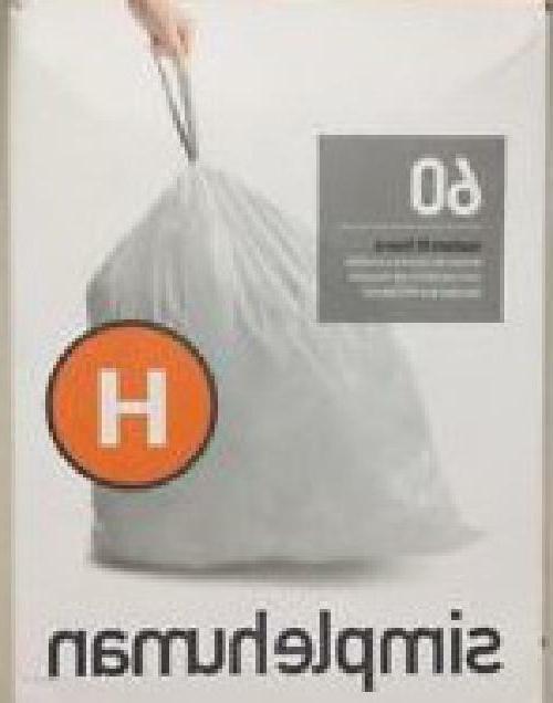 Simplehuman Code Trash Bags Drawstring Garbage