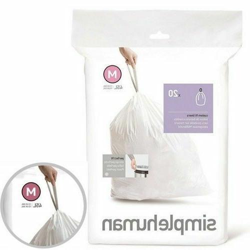 Simplehuman Code Bags Custom L