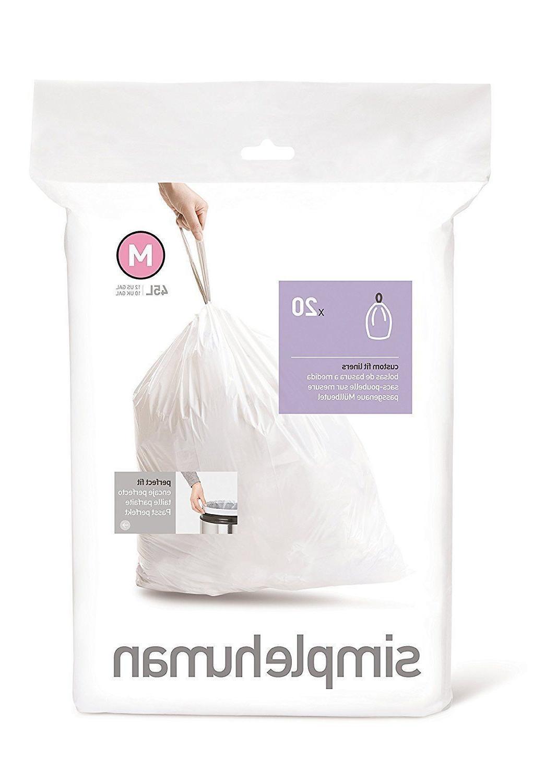 Simplehuman Code Bags 20 Custom L