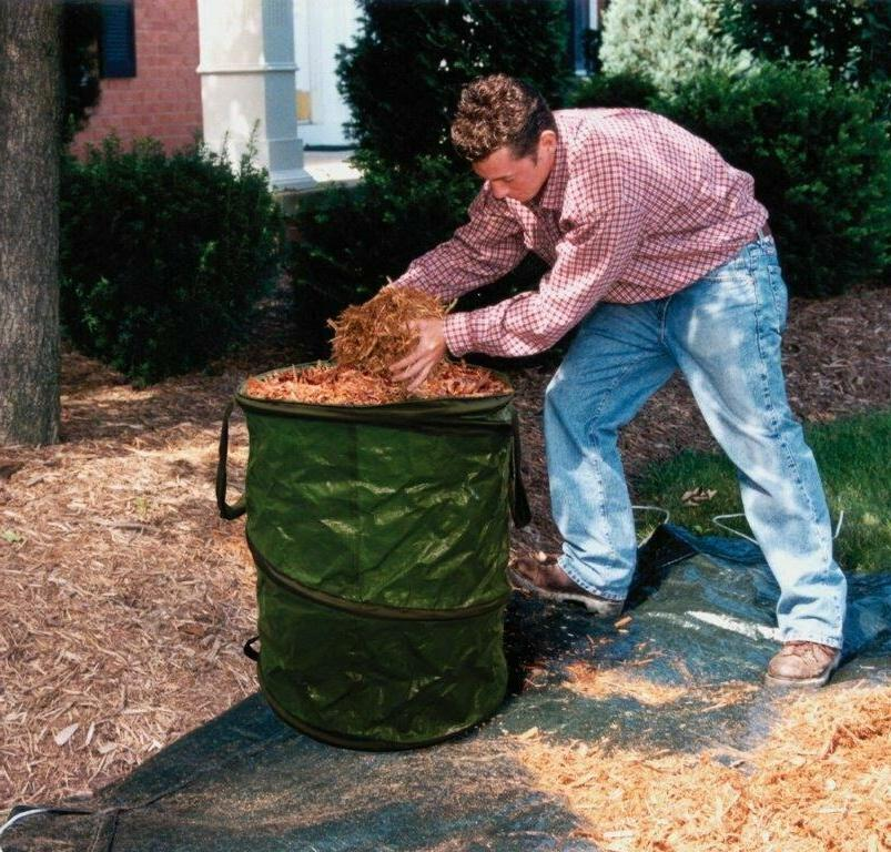 DeWitt POP-UP Trash Can Container
