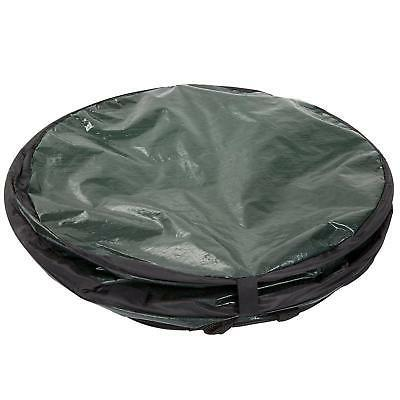 Collapsible Pop Gallon Zippered Trashcan