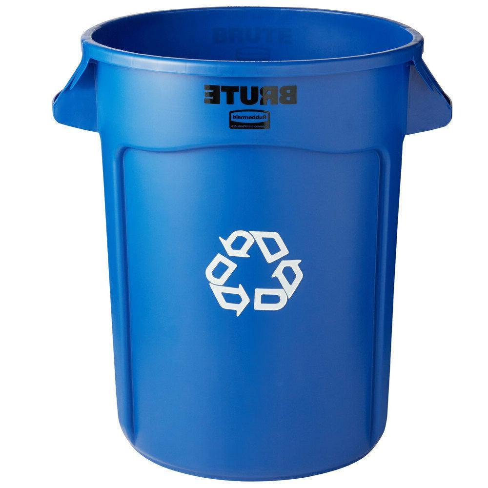 Rubbermaid Garbage Gal Bin Can, No