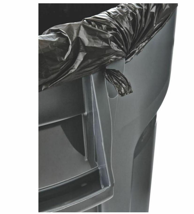 Rubbermaid Garbage Trash Can,