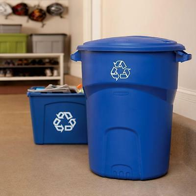 32 Recycling Can Trash Container