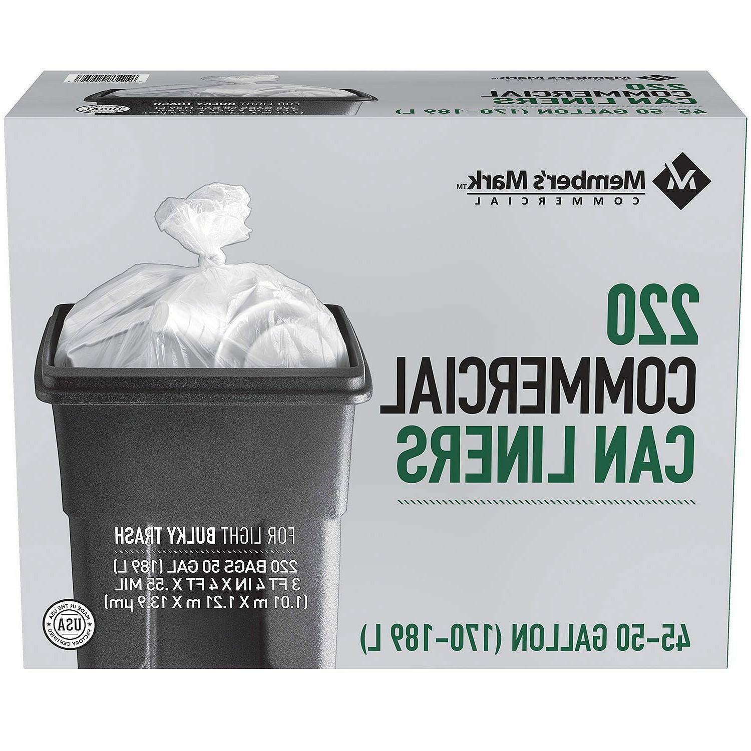 commercial trash bags