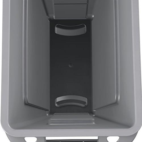 Rubbermaid Slim Jim Receptacle Venting 16
