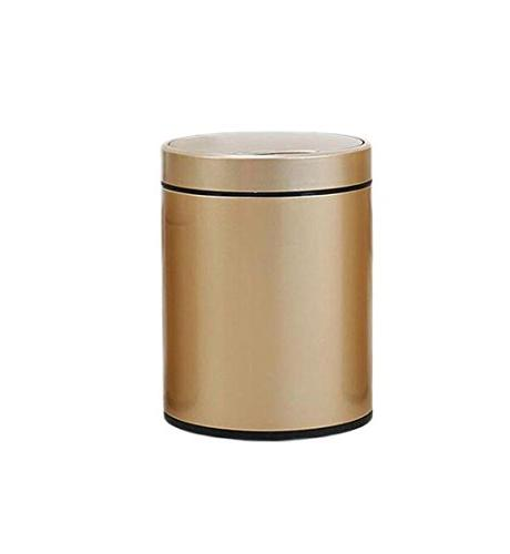 creative smart induction trash can
