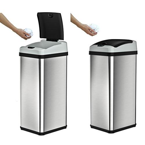 iTouchless Touchless Can with Odor Filter Limited