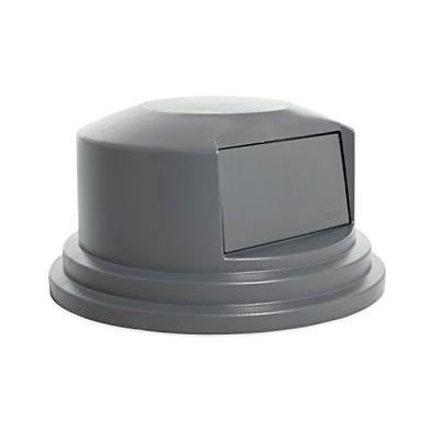 deskside plastic rectangular wastebasket